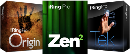 iRingPro's free ringtones for iPhone and Android