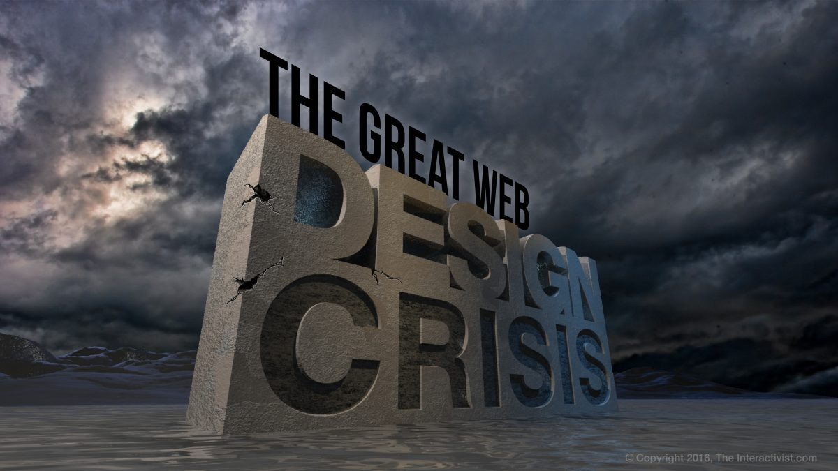 The Great Web Design Crisis of 2017